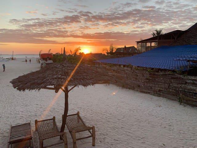 Ndiro Beach House Kendwa