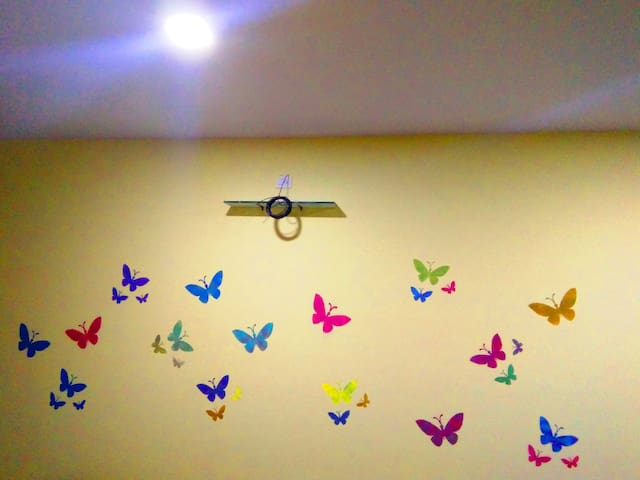 At Butterfly,Come, let's celebrate lavished dream! - Pimpri-Chinchwad - Service appartement