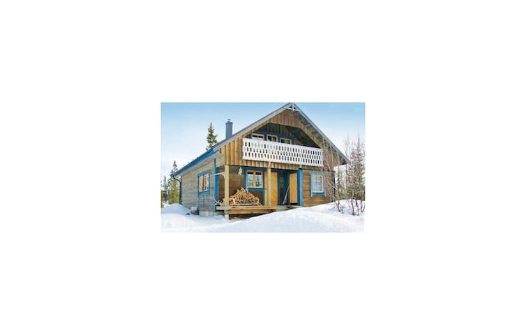 Holiday cottage with 4 bedrooms on 115m² in Funäsdalen