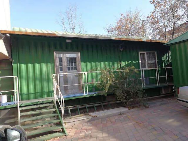 集装箱改造房