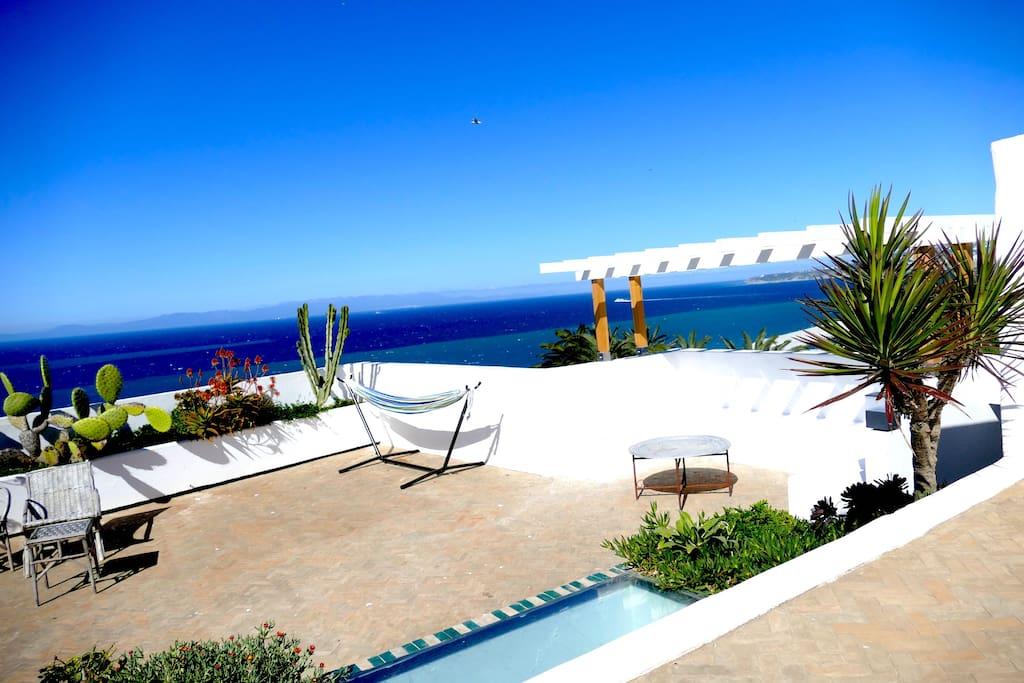 Dar Moha : une terrasse de 100 m2