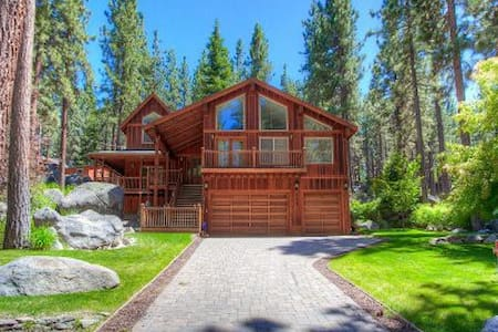 Silver Rock Lodge Spectacular Skyland Home - Carson City