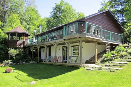 4 Bedroom Year-Round Cottage on a Quiet Lake