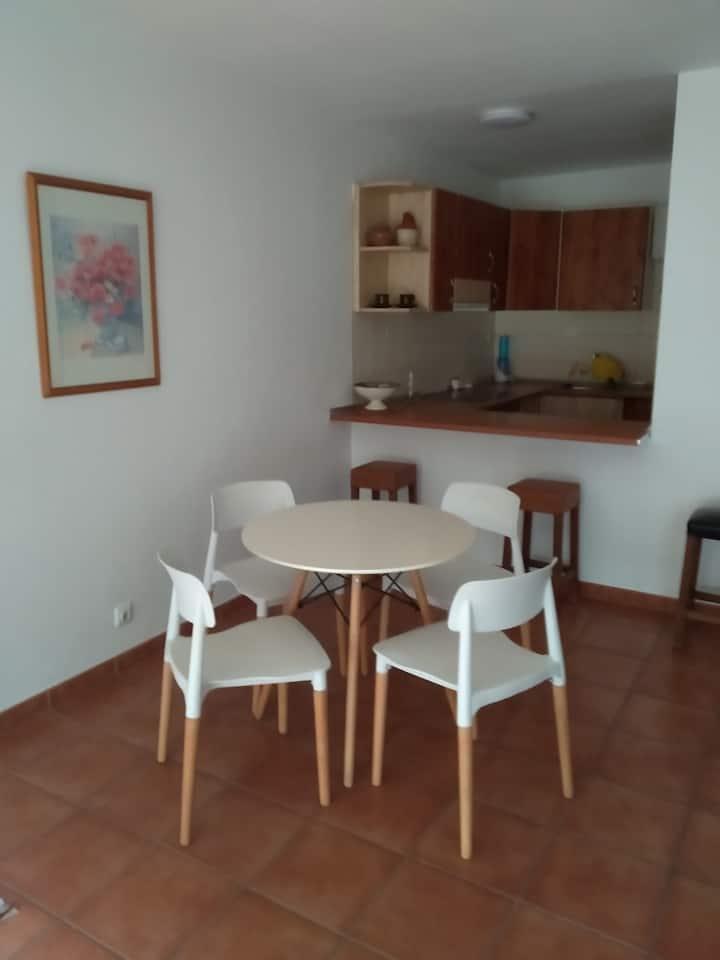 Apartamento muy céntrico y funcional.