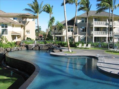 Perfect Small Family Hawaiian Villa!