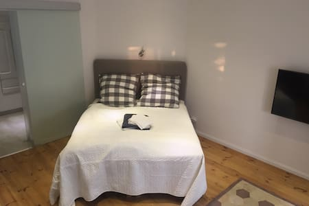 Wohnung mit Wintergarten - Hamburgo - Apartamento