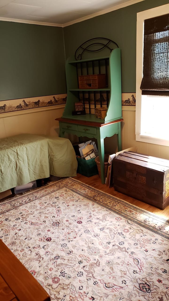 Labrador Room on the first floor
