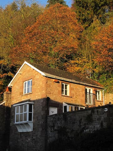 The Coach House, Tintern - Monmouthshire - Lägenhet