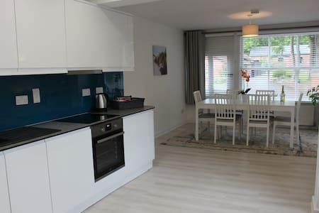 The Annexe in Ditcheat   -   Luxury modern cottage