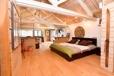 Spacious room near Marciac
