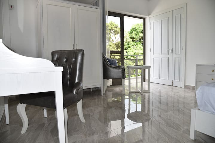 Wellfinity House, luxury apartments, rooms to let