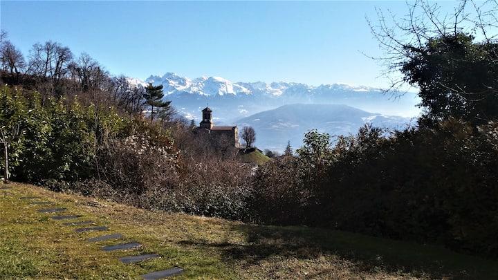 RDJ vacances Grenoble. 2-6pers Montagne lac