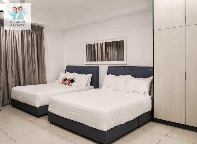 MU Midhill | Standard Suite