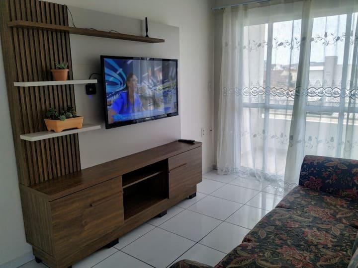 Apartamento para até 4 pessoas, com Garagem.