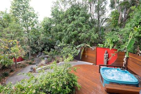 City views spa in the garden Rm #3