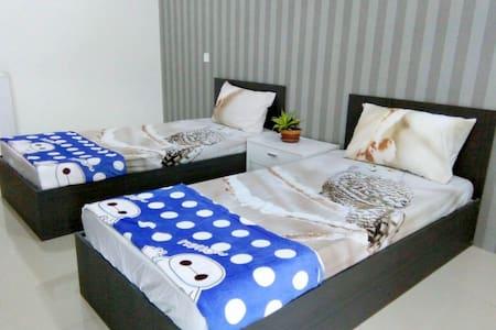 Kampar West City Studio Apartment Homestay - Kampar - Apartment