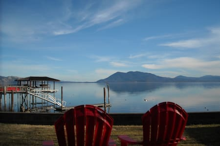 Lakefront Cottage at Rocky Point - Lakeport - House
