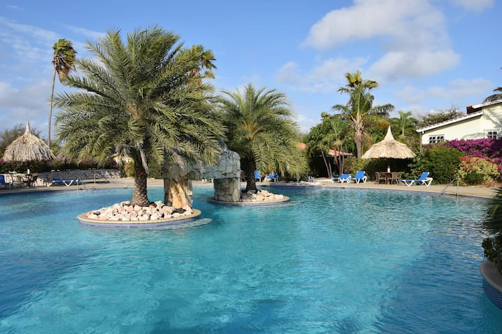 Bon Bini bij Appartement Curaçao Relax!