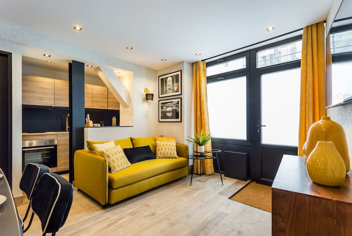 Superb apartment 6P-  Port-Royal / Broca I