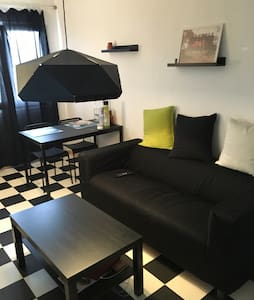 Cute single room for one person - Cerdanyola - Apartment