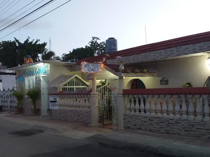Hotel posada GOMEL 1