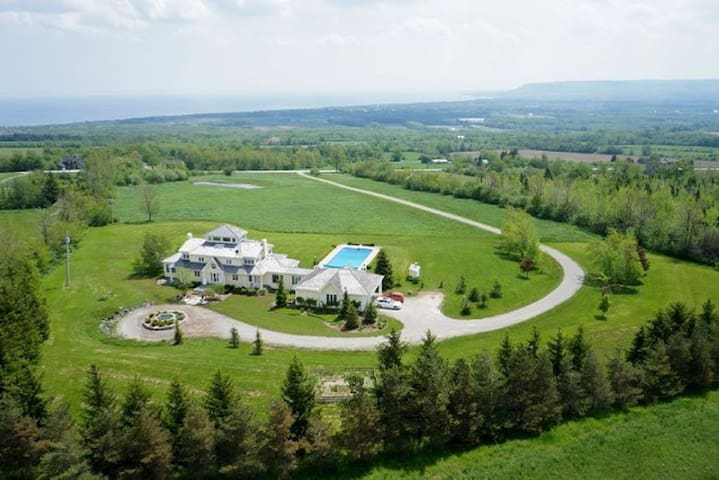 Stunning Estate With Views Of Georgian Bay - Grey County - Casa