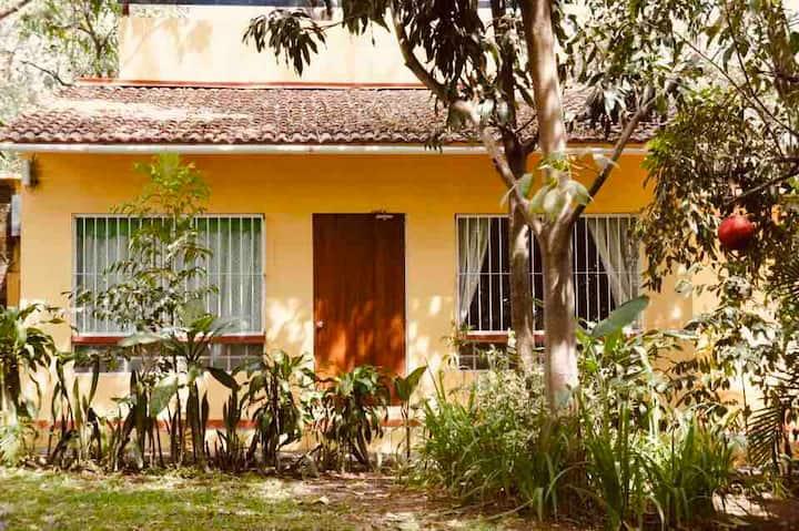 Villa Buganvilias / Casa Comalli