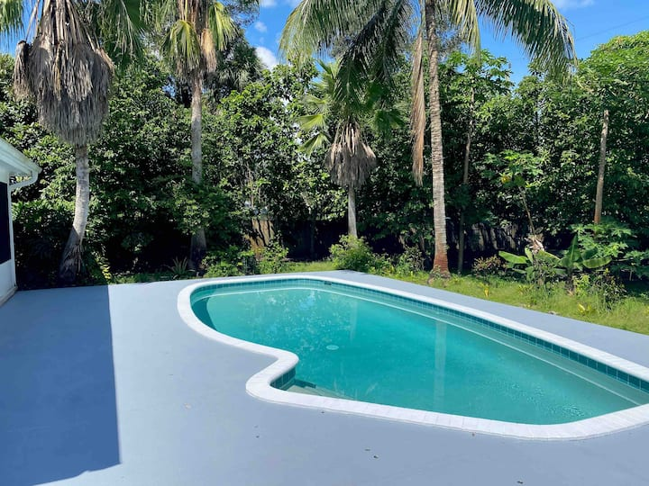 Fruit of Life - Tropical Getaway