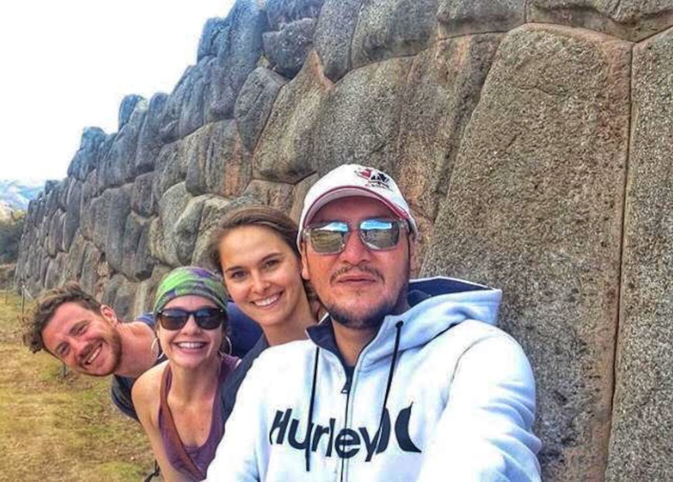 Saqsayhuaman Archaeological Site. What a sight! Come see!