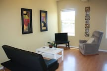 Fully furnished unit with private entrance