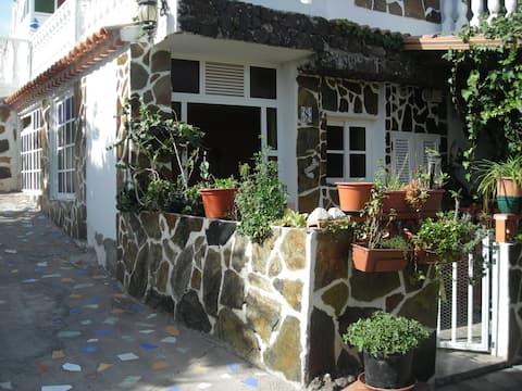 Južne od Tenerife, vidiecka oblasť, útulný apartmán