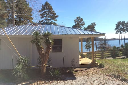 LAKE KEOWEE CABIN Near Clemson Univ. - Waterfront! - Six Mile