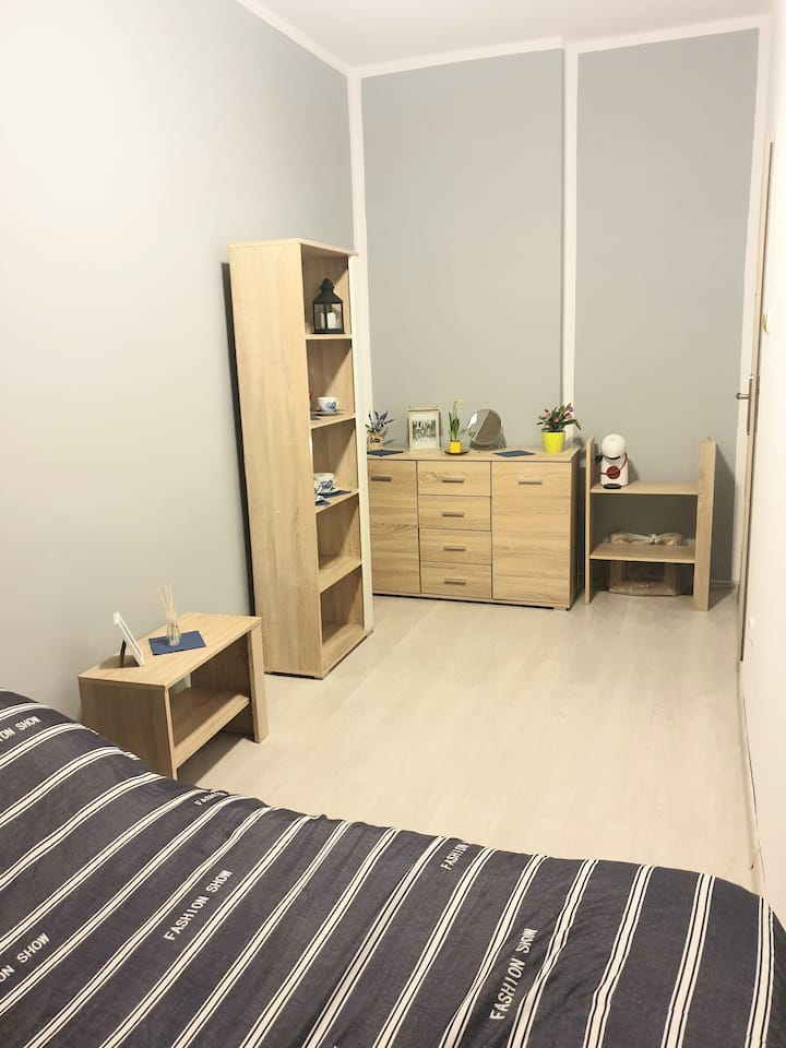 Lovely room with wifi in the city centre!