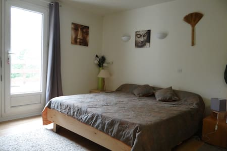 Studio 19mn Paris/Stade de France and close to CDG - Coye-la-Forêt