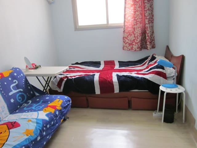 Quiet, cosy, easy to get to - Yeonsu-gu - Appartement