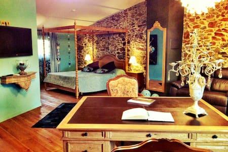 Suite Romantica Hotel Rural ( Johan Strauss) - Mollet de Peralada