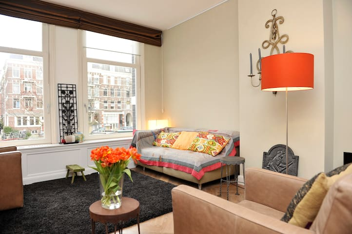 Gorgeous canal apartment - Amsterdam - Appartamento