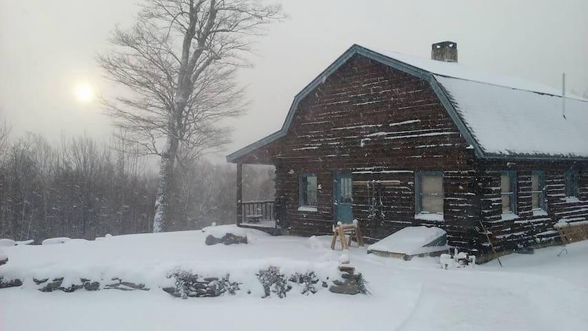 Private 5bedroom ski cabin next to MTSnow/Stratton
