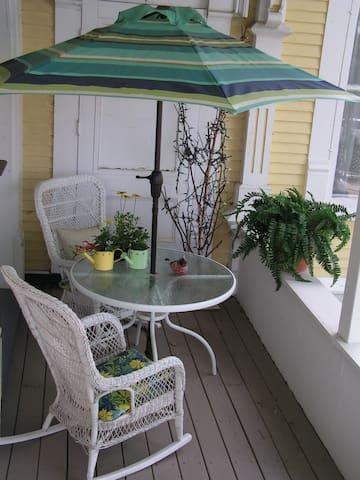 3 of 3, main veranda