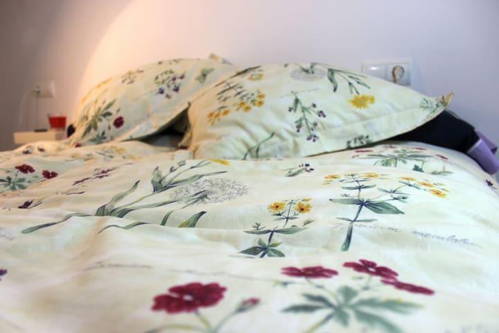 Dormitorio doble (I)