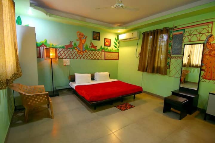 Deluxe room in Lighthouse Water Park And Resort