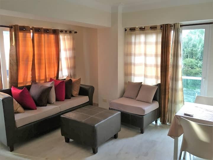 Exclusive Naco 1 bedroom near supermarkets