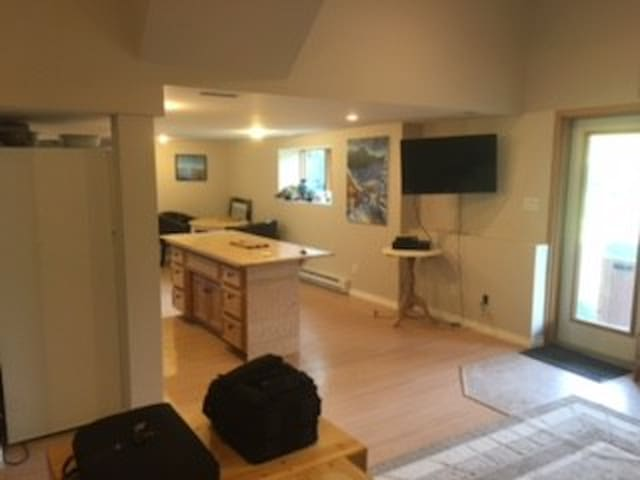 Large 1 bdm Basement Suite (pet friendly) - Rossland - Lain-lain