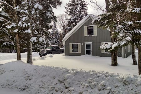 Backlake Woods Snowmobile Retreat -Season rental