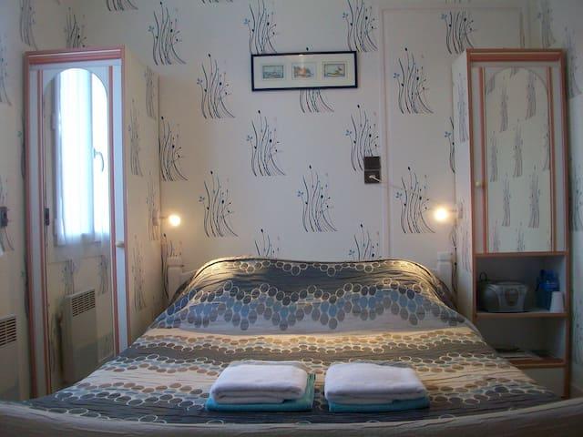La chambre bleue belle ile en mer