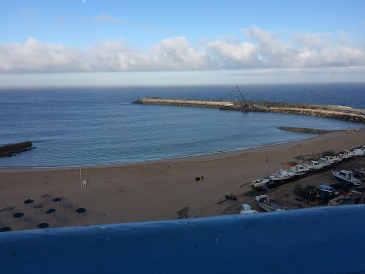 T0 + 1,5 in the center of Ericeira