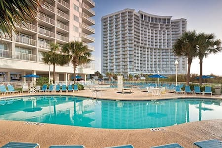 Wyndham SeaWatch Resort in Myrtle Beach