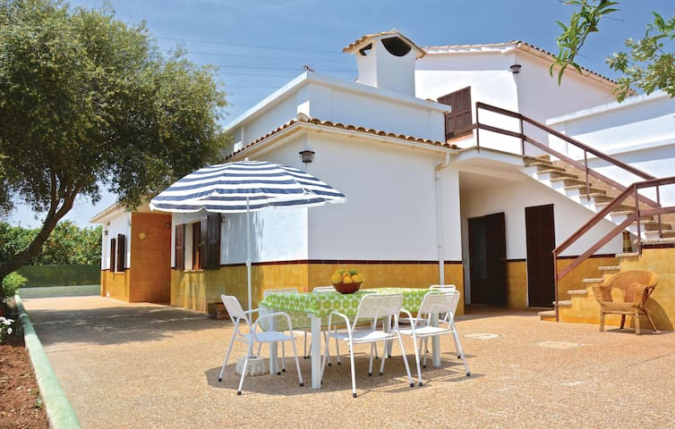 Holiday cottage with 3 bedrooms on 126m² in Porto Cristo