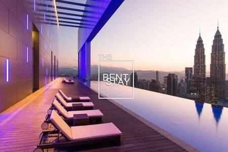 Platinum Face Luxur Suite Tourist's Option - 吉隆坡 - 公寓