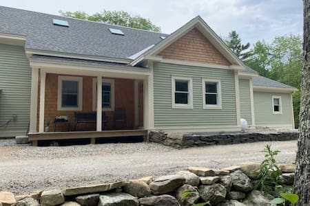 Lovely country apt. near L L Bean & hiking trails